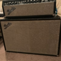 1966 Fender Tremolux Head and Cabinet