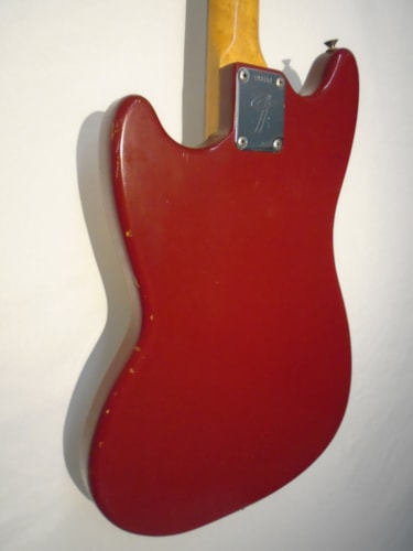 1966 Fernder Musicmaster II Red, Excellent, Call For Price!