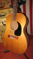 1966 Gibson B-15 Small Bodied Acoustic