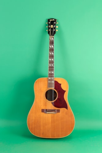 1966 Gibson Country Western SJ N Natural