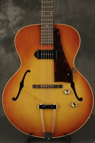 1966 Gibson ES-125 T Iced Tea Burst, Very Good, Soft