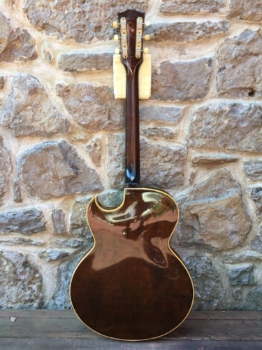 1966 Gibson ES-125TDC Sunburst, Very Good, Hard