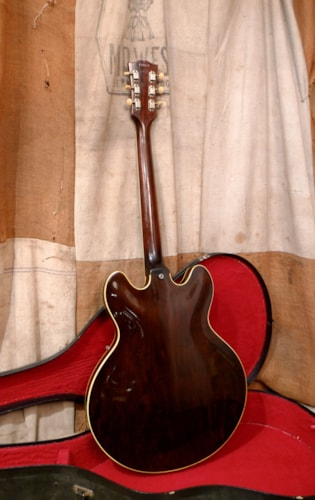 1966 Gibson ES-330 Sunburst, Excellent, Original Soft, $3,800.00