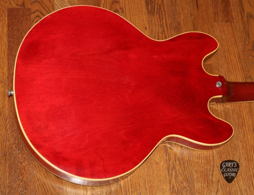 1966  Gibson  ES-330 TDC  Cherry Red