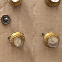 1966 Gibson ES pots knobs switch