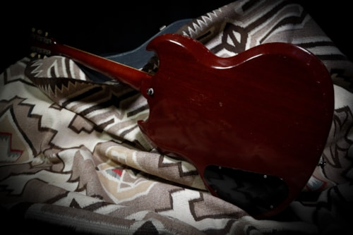 1966 Gibson SG Special Cherry
