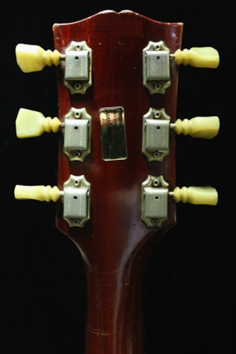 1966 Gibson SG Standard Wine Red