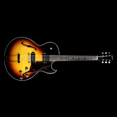 1966 Gibson Used 1966 Gibson ES-125 DC Electric Guitar Sunburst Excellent, $4,199.00
