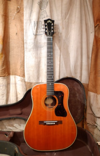 1966 Guild D-50 Bluegrass Special
