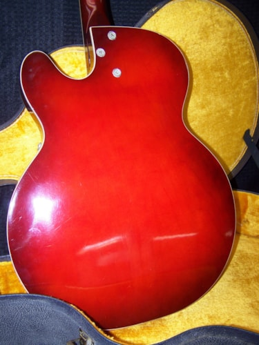 1966 Harmony Rocket Excellent, Original Hard