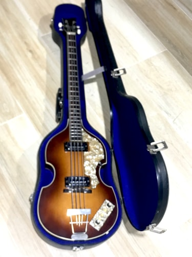 1967 Hofner 500/1 Beatle Bass just like Paul's !