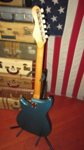 1966 Kapa Continental Lake Placid Blue, Excellent, GigBag, $795.00