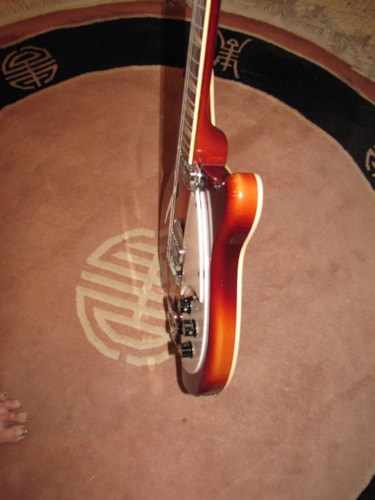 1966 Rickenbacker 360 12 Fireglow red