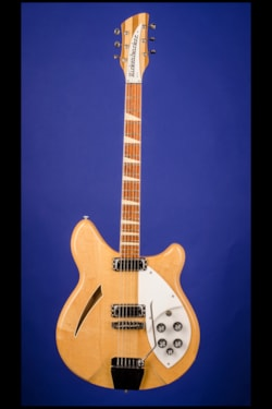 1966 Rickenbacker 365 (two pickups with vibrato)
