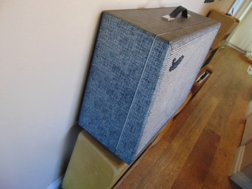 1966 Supro THUNDERBOLT Grey, Excellent, $800.00