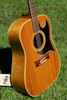 1966 The Grammer Guitar Dreadnought