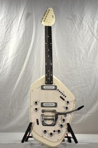 1966 Vox Guitar Organ, White