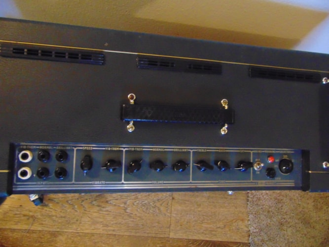 1966 Vox AC 30 Top Boost Very Good, $2,800.00