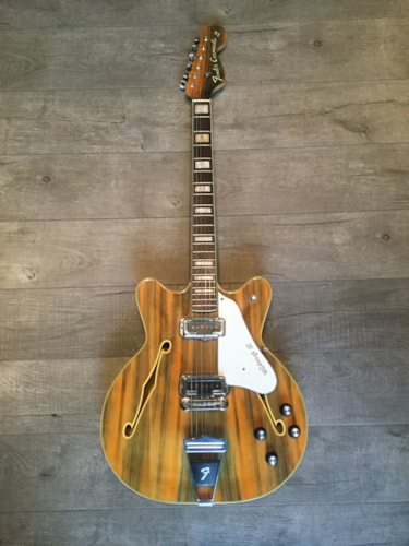 1967 Fender® Coronado II Wildwood III Mint, Original Hard, $2,450.00
