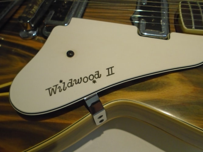 1967 Fender Coronado II Wildwood, Excellent