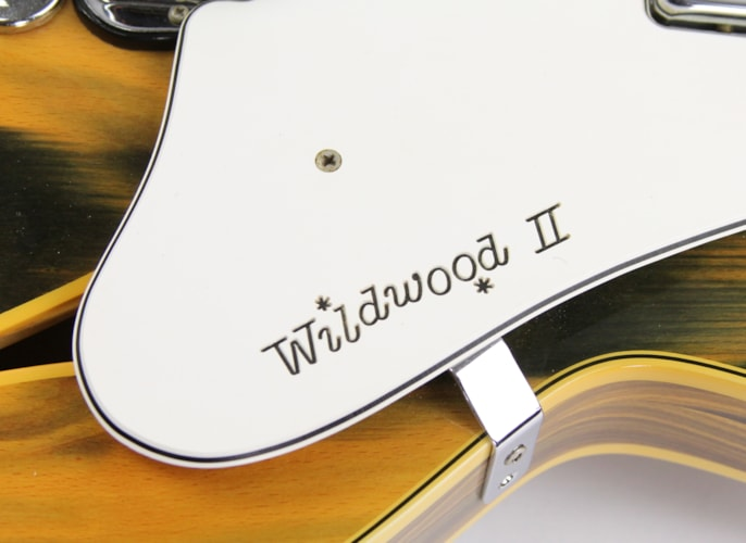 1967 Fender® Coronado II Wildwood II, Near Mint, Original Hard, $3,199.00