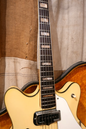 1967 Fender Coronado Olympic White