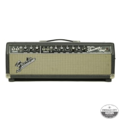 Fender Dual Showman Head
