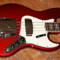 1967 Fender Jazz Bass