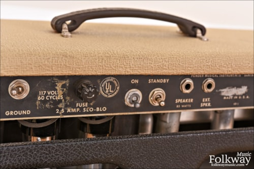 1967 Fender Showman Head Excellent, Call For Price!