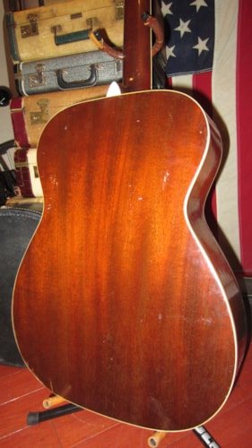1967 Fender Sovereign Flattop Acoustic Natural, Excellent, Soft, $1,095.00