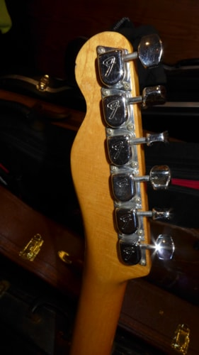 1967 Fender® Telecaster® Custom Sunburst, Excellent, Original Hard, $12,750.00