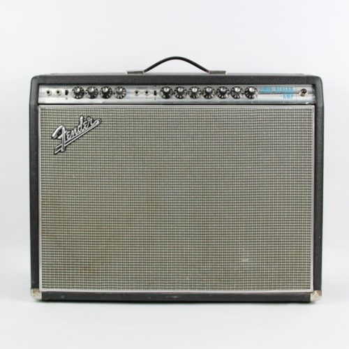 1967 Fender® Twin Reverb® Silverface, Very Good, $1,499.00