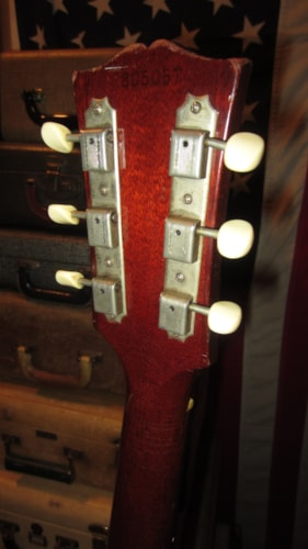 1967 Gibson B-25 N Small Bodied Acoustic Natural