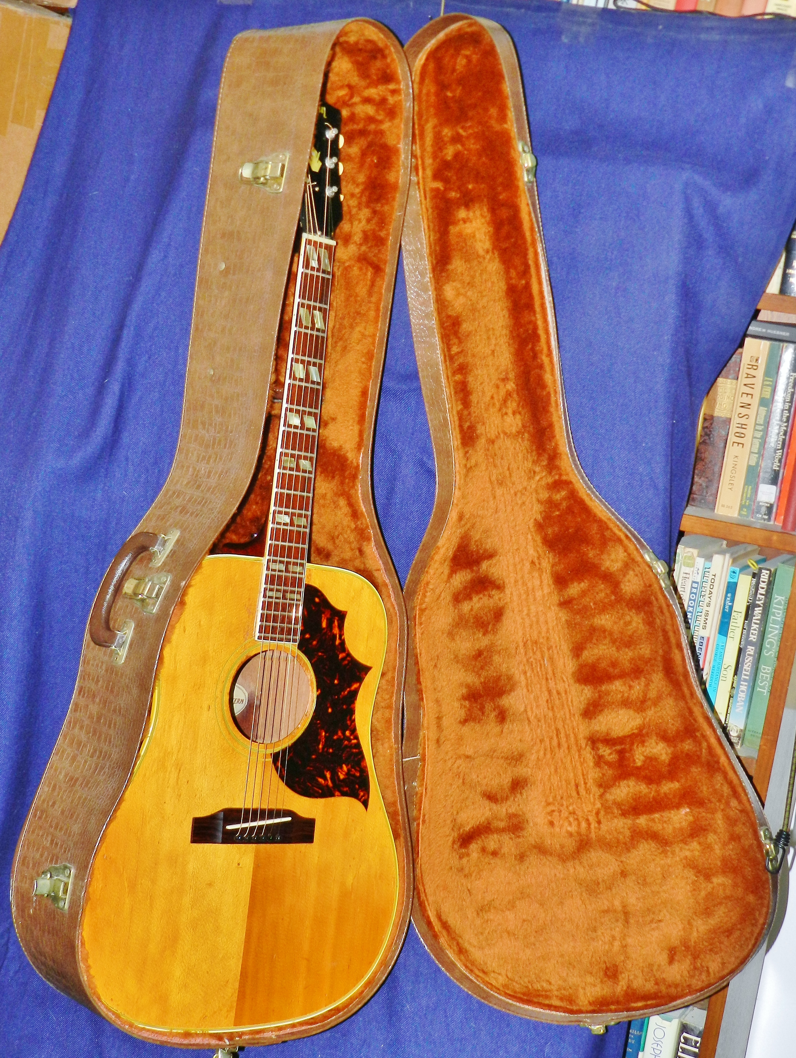 1967 Gibson Country And Western Guitars Acoustic Alumpster S Guitars
