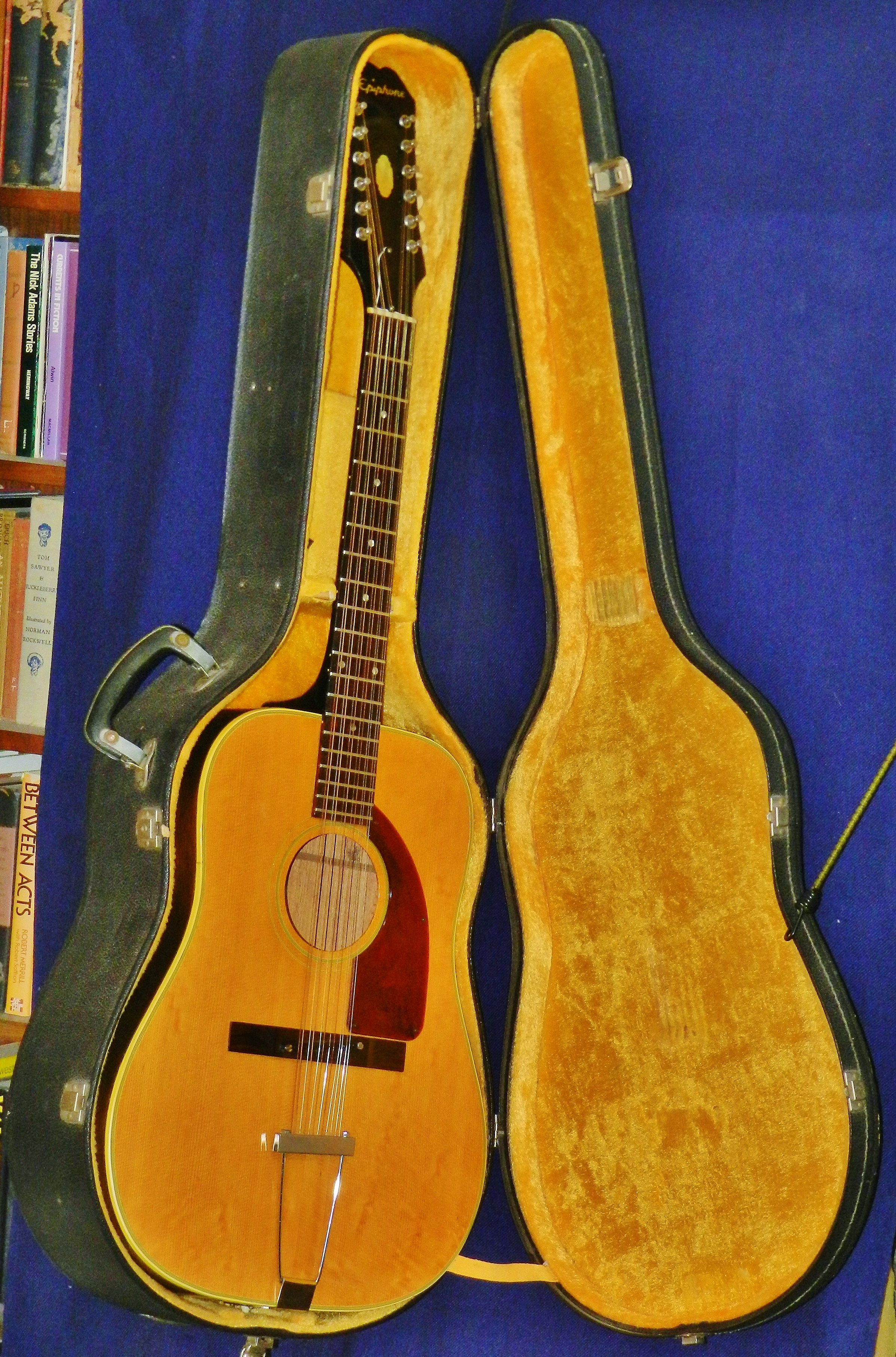 97e5274a49 1967 Gibson/Epiphone FT-112 Bard > Guitars 12 String Electric ...