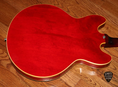 1967  Gibson  ES-335 TDC Cherry Red