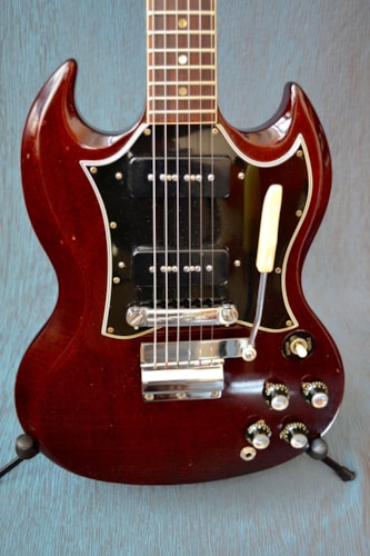 1967 Gibson SG Special, Excellent Condition, $3,500.00