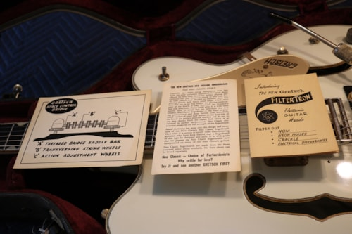 1967  Gretsch  White Falcon