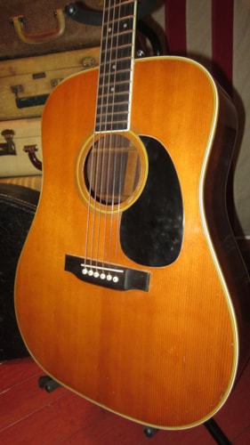 1967 Martin D-35 Dreadnought Acoustic Natural