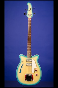 1967 Micro-Frets Rendezvous Bass (Style 1)