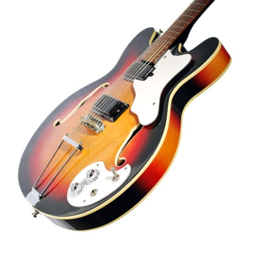 Vintage Guitars for sale - Mosrite Celebrity III Guitar ...