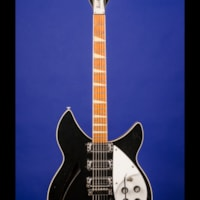 "1967 Rickenbacker 375 ""OS"" (three pickups, with vibrato)"