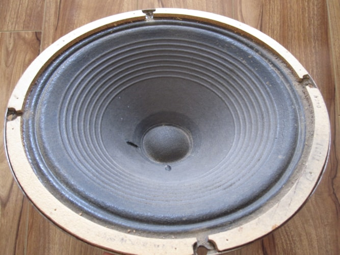 1967 VINTAGE CELESTION G12M20 PULSONIC 014 CONE Excellent