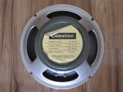 1967 VINTAGE CELESTION G12M20 PULSONIC 014 CONE