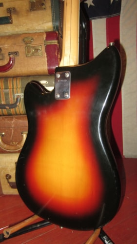 1967 Vox Panther Sunburst, Excellent, GigBag