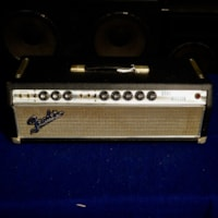 1968 Fender Bandmaster Head