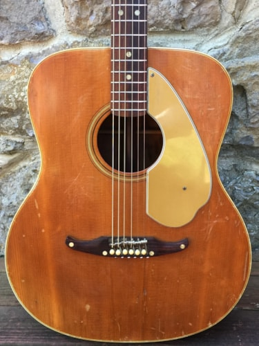 1968 Fender Palomino Natural, Very Good, GigBag, $1,989.00