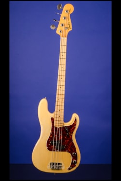 1968 Fender Precision Bass (Maple Cap)