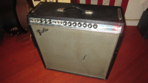 1968 FenderR Super ReverbR Amp Silverface Excellent 189500