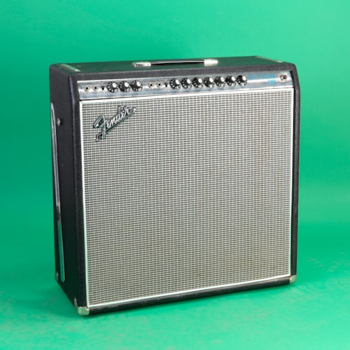 1968 Fender Super Reverb Black